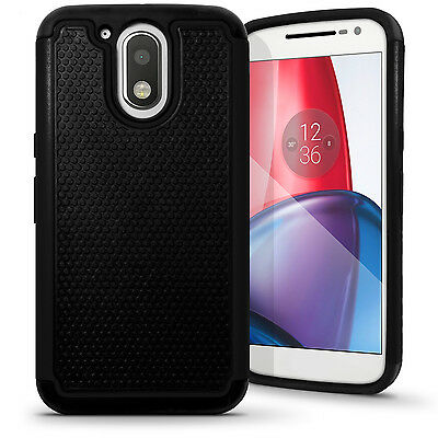 Hard-Back-Cover-Silicone-Gel-Case-for-Motorola-Moto-G4-Play-XT1601-Screen-Prot