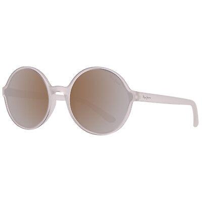 öne Kunststoff-Sonnenbrille Rund-Style Transparent SALE wow (Kunststoff-sonnenbrille)