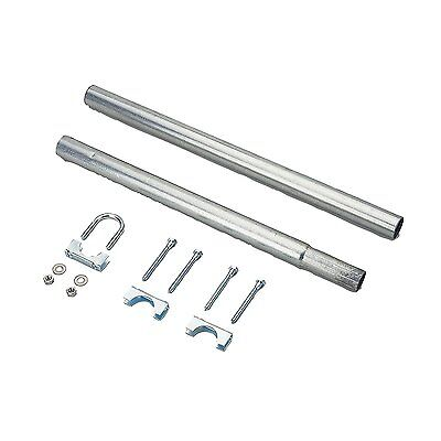Davis 7717 Mounting Pole Kit, For Mounting Vantage Family Weather Stations New
