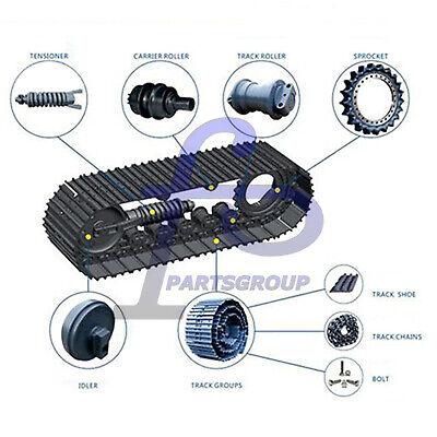 Bottom Roller Fits For Hanix H26b Mini Excavator
