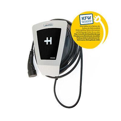 HEIDELBERG Energy Control Wallbox 11kW + 5m Ladekabel 00.779.2885/02