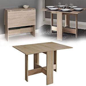 Fold Away Dining Table eBay