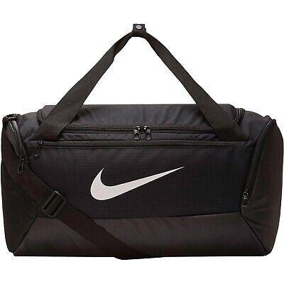 Nike Bolsa Deporte Brasilia Fitness Entrenamiento Small 41 Litros Negro Talla S