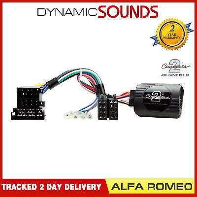 Sony Palanca Del Volante Cable Adaptador para Alfa Romeo Mito , Giulietta