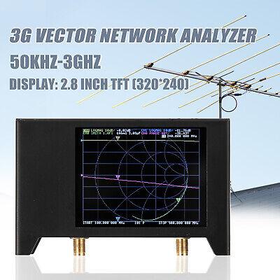 3G Vector Network Analyzer SAA-2 NanoVNA V2 Antennenanalysator HF UKW UHF C2X7 online kaufen