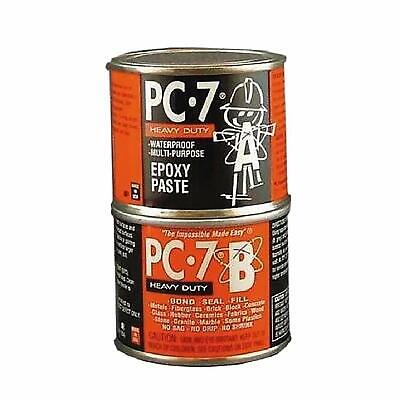 Pc Products Pc-7 Epoxy Adhesive Paste Two-part Heavy Duty 12lb In Two Cans C...