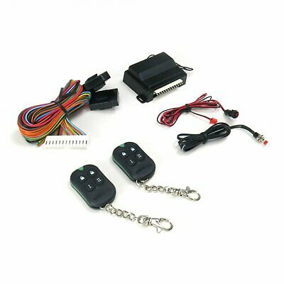 5 Function Keyless Entry - 5 Function Keyless Entry with Birt AutoLoc AUTKL550 truck hot rod rat custom