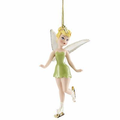 *NEW* Lenox Disney 2019 Skating Tinker Bell Annual Christmas Ornament -