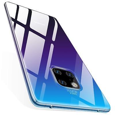Huawei Mate 20 Pro Hülle Schutzhülle Klar Durchsichtig Slim Fit Case Transparent Slim Case