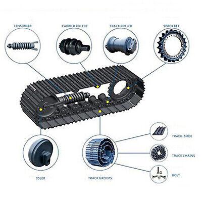 Front Idler Roller 172458-37061 Fits For Yanmar Heavy Equipment Mini Excavator