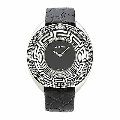 Versace VC4020014 Women's Destiny Silver-Tone Quartz Watch