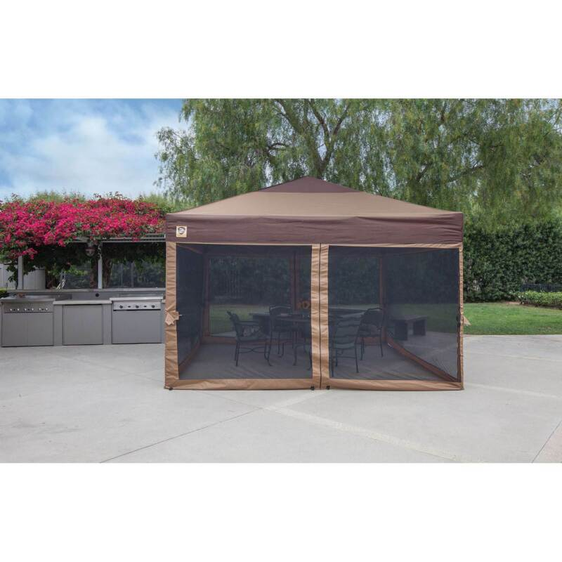 Z-Shade Screen Room Attachment for 12x12 FT Canopy (ATTACHMENT ONLY) (Open Box)