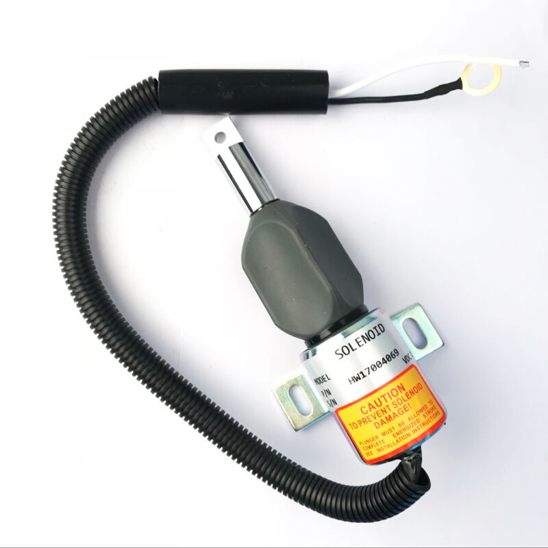 Fuel Shut Off Solenoid Fits For Ingersoll Rand 54385992 IR12V