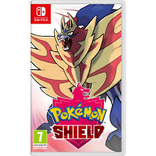 Pokemon Shield (Nintendo Switch, 2019) - Region Free
