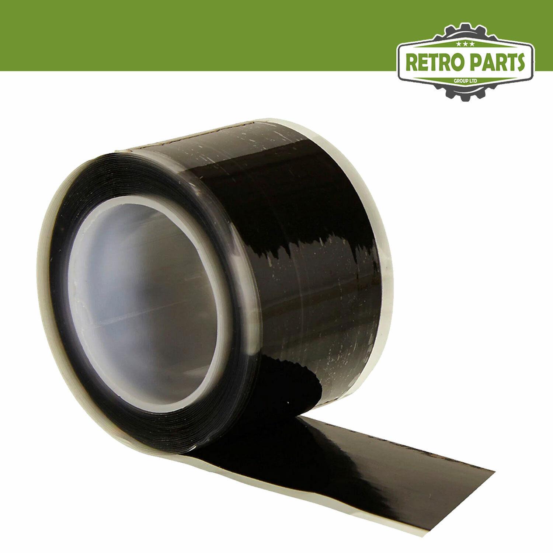 Turbo pipe//Tuyau Flexible Réparation Ruban Pour Lincoln fuite Fix Pro Mastic Noir