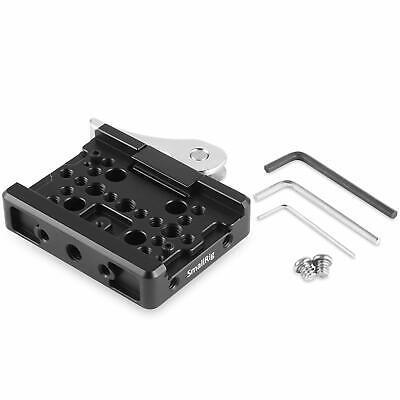 SmallRig Tripod Plate Manfrotto Standard Quick Release Camera Drop-In Baseplate