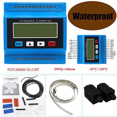 Module Ultrasonic Flow Meter Water Flowmeters For Liquid Dn25 To 100mm