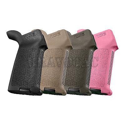 Magpul Polymer Rear Grip Upgrade Drop In Kit W  Screw   Storage Cap 5 56 223 308
