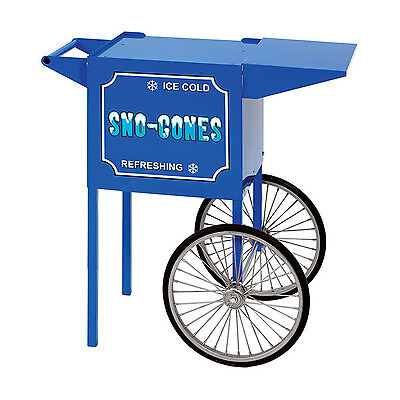 Paragon Snow Cone Cart - Small. Made In Usa