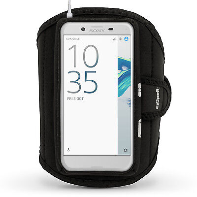 Sports Armband Fitness Tasche für Sony Xperia X Compact Joggen Etui Hülle Case