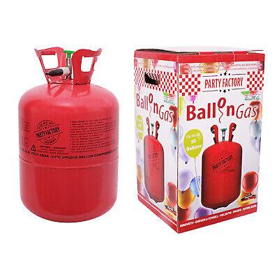 gas - Helium für ca. 50 Luftballons (Gas Für Ballons Party)