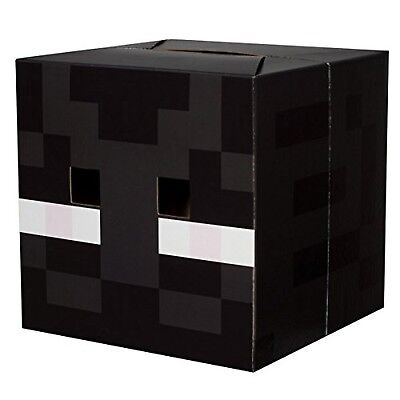 Enderman Costumes (Minecraft Enderman Head Costume)