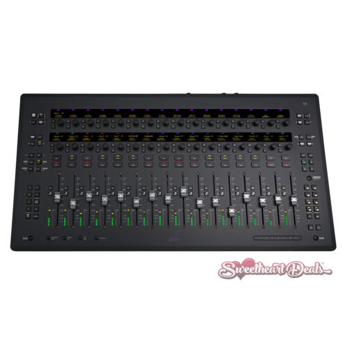 Avid Pro Tools S3 - Eucon Enabled Desktop Control Surface & Audio Interface