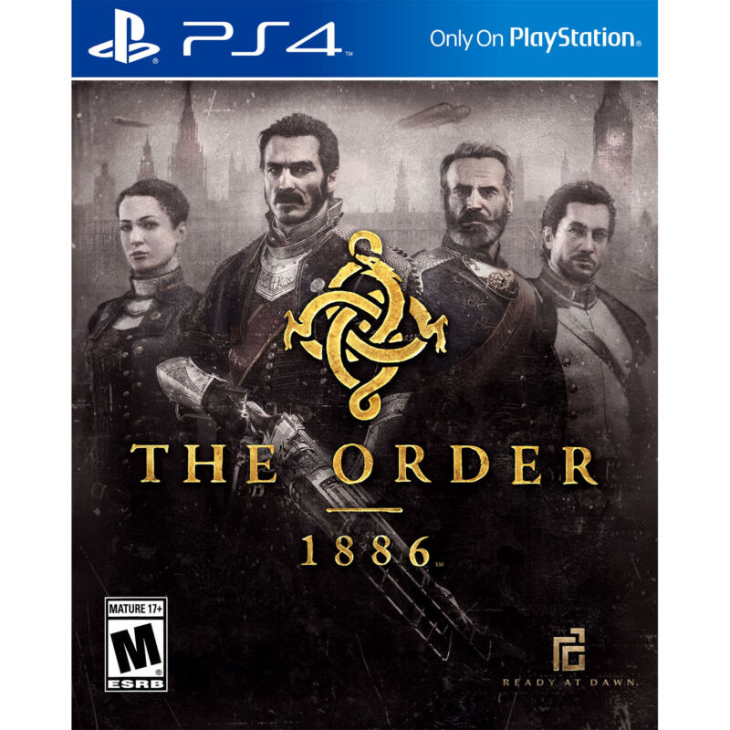 The Order: 1886 PlayStation 4 TBD