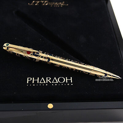 S.T. Dupont Pharaoh Limited Edition Ballpoint Pen - #208/2575