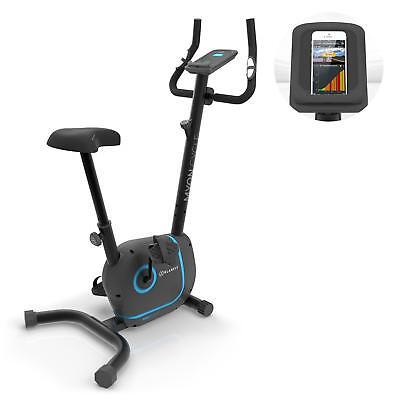 Fahrradtrainer Ergometer Heimtrainer Indoor Cycling Pulsmesser Cardio Training