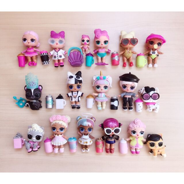 LOL Surprise dolls 17 bulk included colour changers | Toys - Indoor