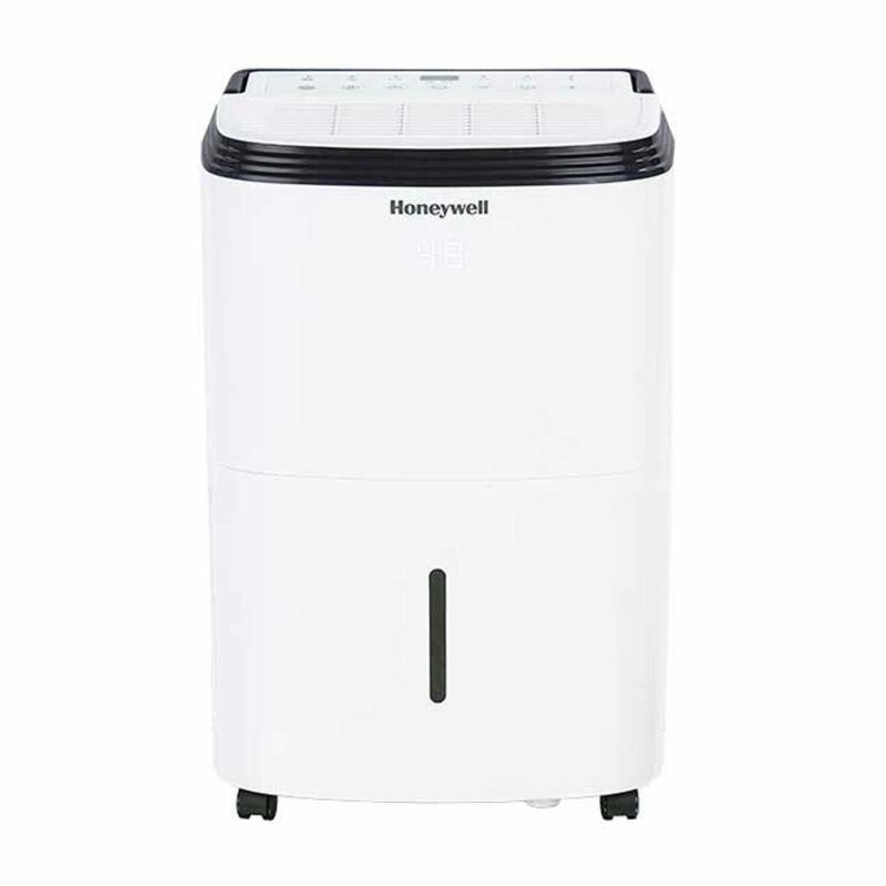Honeywell TP50WKN Intelligent 50 Pint Dehumidifier, White (Refurbished)