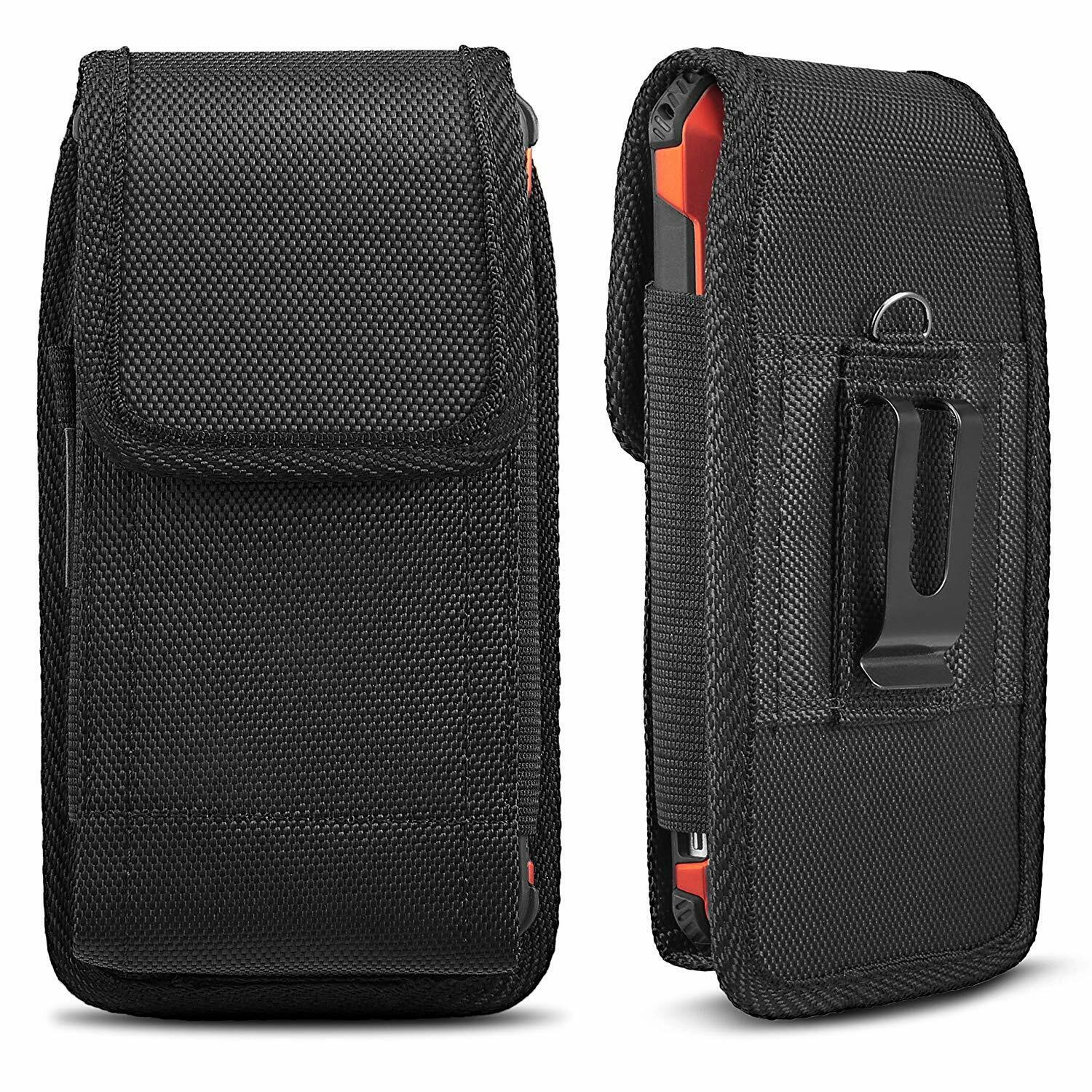 Vertical Holster Belt Clip Carrying Case Pouch for iPhone