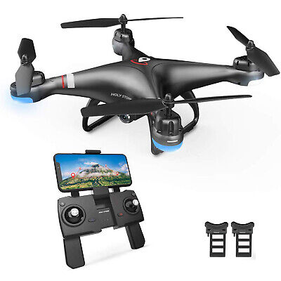 Holy Stone HS110G FPV GPS Drone with 1080P HD Video Camera Quadcopter Follow Me