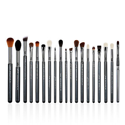 Jessup 19Pcs High Quality Eyes Completed Makeup Brushes Sets Kit Tools T131 US