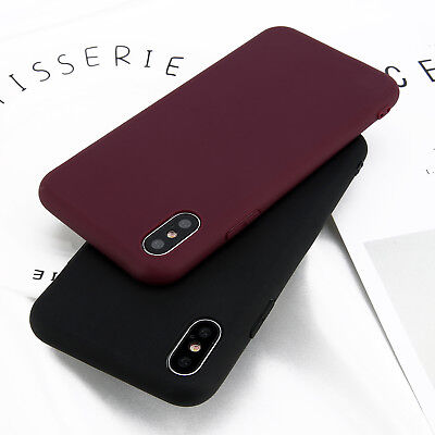 Cute Candy Shockproof Soft TPU Back Case Cover for iPhone XR XS Max 6 7 8 Plus X (Cute Candy)