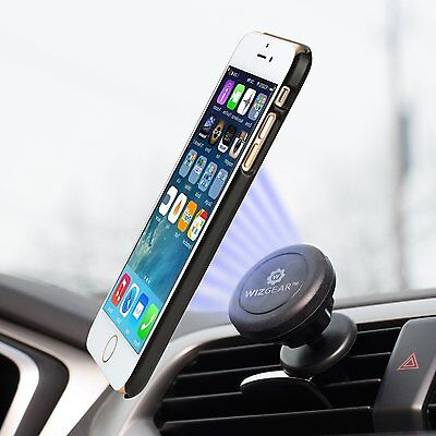 Magnetic Car Mount Universal Air Vent Mobile Cell Phone Tabl