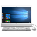 "Dell Inspiron 3452 23.8"" Touchscreen All-In-One Desktop w/1TB HDD -i3452-P694WHT"