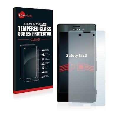 Protector Pantalla para Sony Xperia M4 Aqua Cristal Templado Pelicula Vidrio