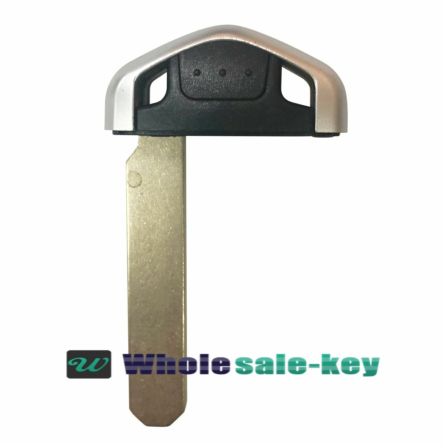 Replace Emergency Key Blank Blade Uncut Insert for ACURA TL ZDX Smart Remote Key