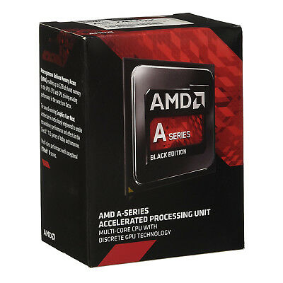 Amd A6 7400K Dual Core 3 5Ghz Socket Fm2  Processor Cpu Radeon R5 Ad740kybjabox