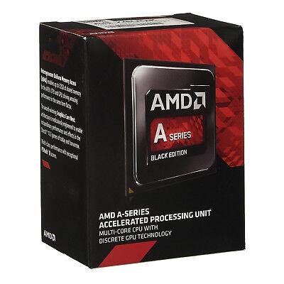 AMD A6-7400K Dual-Core 3.5GHz Socket FM2+ Processor CPU Radeon R5 AD740KYBJABOX