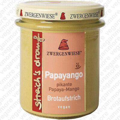 Zwergenwiese Bio Papayango, 160g   Brotaufstrich   vegan   glutenfrei   hefefrei