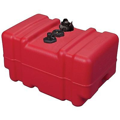 12 Gallon Portable Gas Can Huge Gasoline Container Pontoon Boat Fuel Tank Diesel