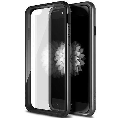 Obliq  iPhone 6S 6 MCB One Clear Fusion Case Ultra Slim Bumper Hybrid Skin