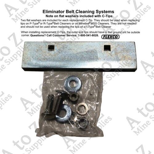 74535 Flexco C Tip Belt Cleaner