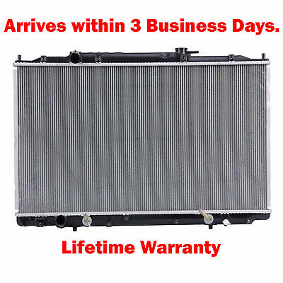 "Radiator for Honda Odyssey 2005-2010 3.5 V6 1"" Thick Core"