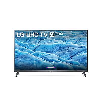 "LG 43UM7300 43"" 4K IPS UHD HDR LED webOS Smart TV with Magic Remote"