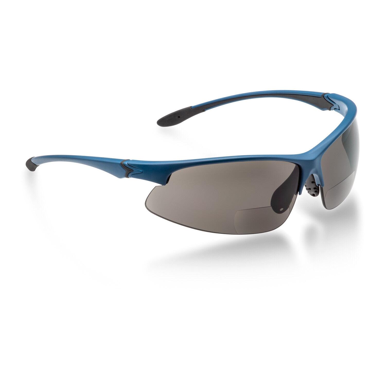 Ski Sportbrille mit Lesehilfe als Sonnenbrille 100% UVB+UVA Schutz