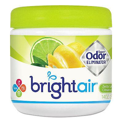 BRIGHT Air Super Odor Eliminator Zesty Lemon and Lime 14 oz 900248EA